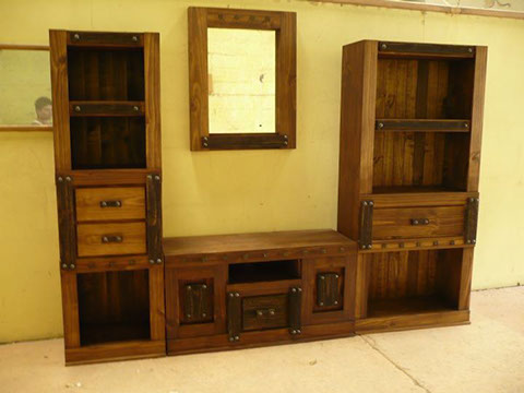 Criwood muebles carpinteria - Muebles modernos de madera ...